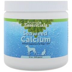 Animal Essentials, Seaweed Calcium, For Dogs + Cats, 12 oz (340 g)