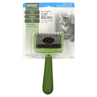 Safari, The Complete Cat Brush, 1 Brush