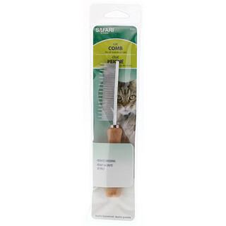 Safari, Cat Shedding Comb for All Breeds of Cats