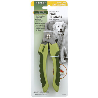 Safari, Nail Trimmer for Large Dogs, 1 Count