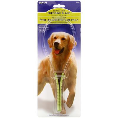 Купить Safari Shedding Blade for Medium to Large Dogs, 1 Count