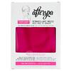 AfterSpa, 可重複使用的神奇卸妝布,粉色,1 塊