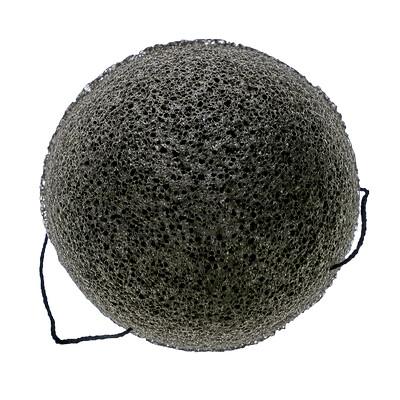 Купить AfterSpa Charcoal Konjac Sponge, 1 Sponge