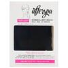 AfterSpa, 可重複使用的神奇卸妝布,黑色,1 塊