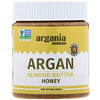 Argania Butter, Argan Almond Butter, Honey, 10 oz (284 g)