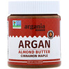 Argania Butter, Argan Almond Butter, Cinnamon Maple,  10 oz (284 g)