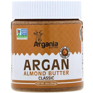 Argania Butter, Argan Almond Butter, Classic, 10 oz (284 g) отзывы