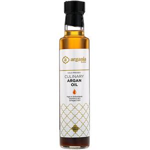 Argania Butter, Organic Culinary Argan Oil, 8.45 fl oz (250 ml) отзывы