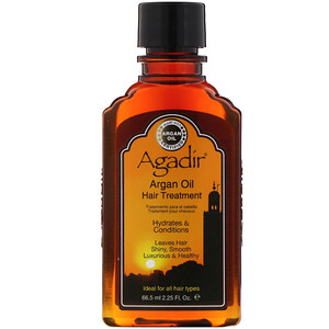 Agadir, Argan Oil, Hair Treatment, 2.25 fl oz (66.5 ml) отзывы покупателей