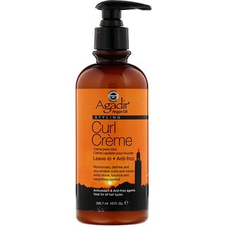 Agadir, Argan Oil, Styling Curl Creme, 10 fl oz (295.7 ml)
