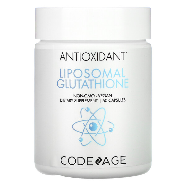 Antioxidant, Lipsomal Glutathione, 60 Capsules