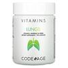 CodeAge, Vitamins, Lungs, 90 Capsules