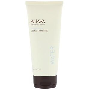 AHAVA, Deadsea Water, Mineral Shower Gel, 6.8 fl oz (200 ml) отзывы