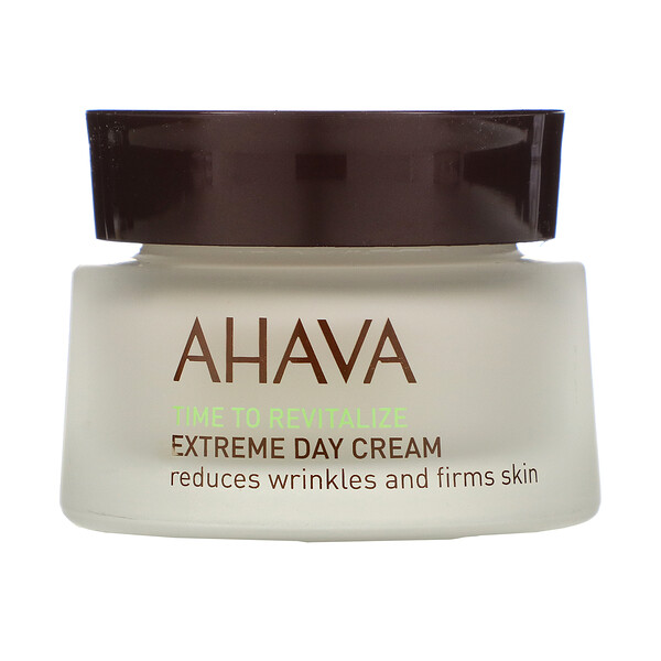 AHAVA, Time To Revitalize, Extreme Day Cream, 1.7 fl oz (50 ml) (Discontinued Item)