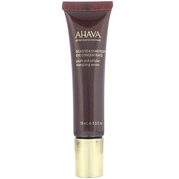 AHAVA, Dead Sea Osmoter, Eye Concentrate, 0.5 fl oz (15 ml)