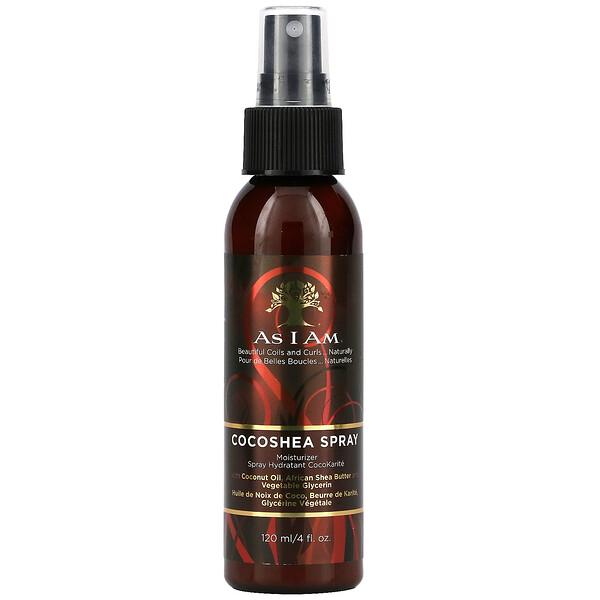 Cocoshea Spray,  Moisturizer, 4 fl oz (120 ml)