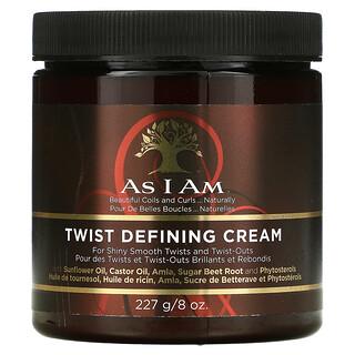 As I Am, Twist Defining Cream, 8 oz (227 g)