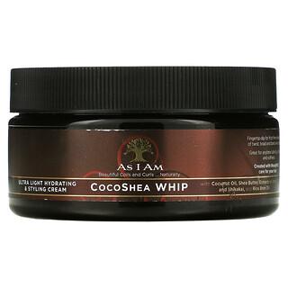As I Am, CocoShea Whip, 8 oz (227 g)