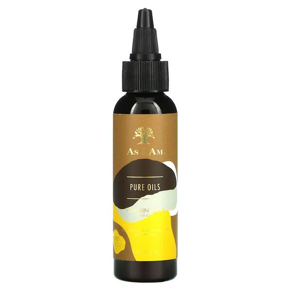 Pure Oils, Vitamin E Oil, 2 fl oz (60 ml)
