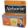 AirBorne, Effervescent Tablets, Zesty Orange, 10 Tablets