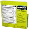 AirBorne, Blast of Vitamin C, Lemon-Lime, 10 Effervescent Tablets