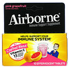 AirBorne, Explosão de Vitamina C, Toranja Rosa, 10 Comprimidos Efervescentes