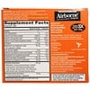 AirBorne, Original, Immune Support, Blast of Vitamin C, Zesty Orange, 3 Tubes, 10 Effervescent Tablets Each
