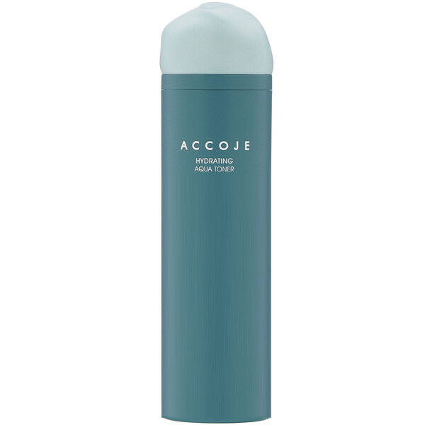 Accoje, हाइड्रेटिंग, एक्वा टोनर, 130 मिली (Discontinued Item)