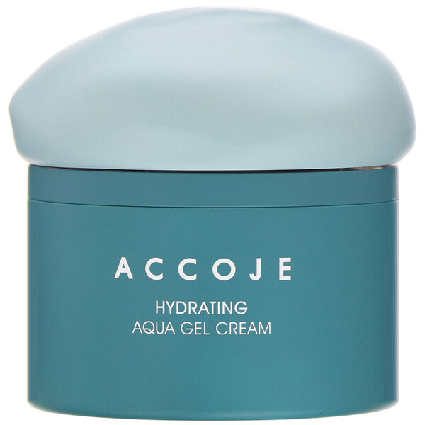 Hydrating, Aqua Gel Cream, 50 ml