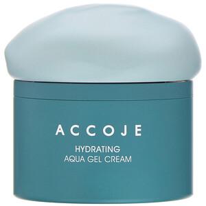 Accoje, Hydrating, Aqua Gel Cream, 50 ml отзывы покупателей