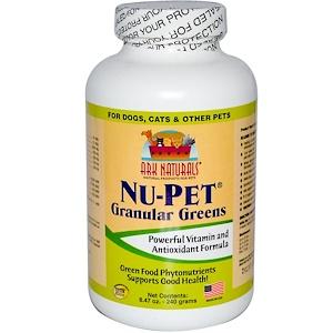 Арк Натуралс, Nu-Pet Granular Greens, 8.47 oz (240 g) отзывы