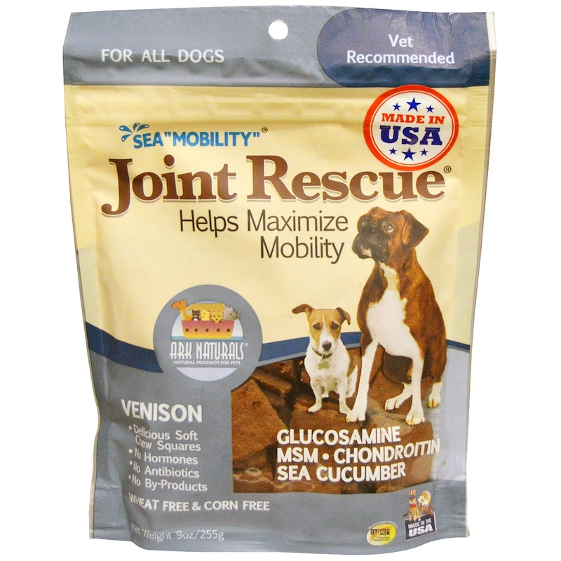 "Sea ""Mobility"", Joint Rescue, For All Dogs, Venison, 9 oz (255 g)"