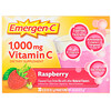 Emergen-C, Vitamin C, Flavored Fizzy Drink Mix, Raspberry, 1,000 mg, 30 Packets, 0.32 oz (9.1 g) Each
