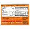 Emergen-C, Vitamin C, Flavored Fizzy Drink Mix, Tangerine, 1,000 mg, 30 Packets, 0.33 oz (9.4 g) Each