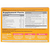 Emergen-C, 1,000 mg de Vitamina C, Tropical, 30 Paquetes, 9.0 g c/u