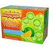 Emergen-C, Emergen-C, 1000 mg Vitamin C, Lite, Citrus, 30 Packets, 4.0 oz (114 g) (Discontinued Item)