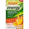 Emergen-C, Energy Plus, Peach Mango, 18 Packets, 0.33 oz (9.4 g) Each