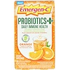 Probiotics Plus Daily Immune Health, Orange, 30 Packets, .19 oz (5.4 g) Each