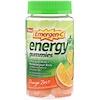 Жевательные конфеты Energy Plus, апельсиновая цедра, 30 жевательных конфет