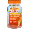 Emergen-C, Gummies, Orange, Tangerine & Raspberry, 45 Gummies (Discontinued Item)
