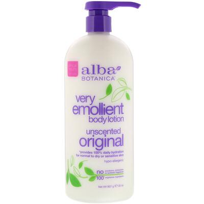 Купить Very Emollient, смягчающий лосьон для тела, без запаха, оригинальный, 907г (32унции)