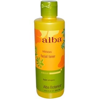 Alba Botanica, Facial Toner, Hibiscus, 8.5 fl oz (250 ml)