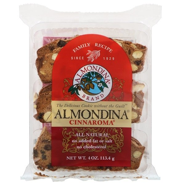 Almondina, Cinnaroma, 4 oz (113 g) (Discontinued Item)