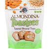 Almondina, Toastees, Sesame Almond, 5.25 oz (149 g)