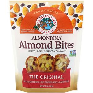 Алмондина, Almond Bites, The Original, 5 oz (142 g) отзывы