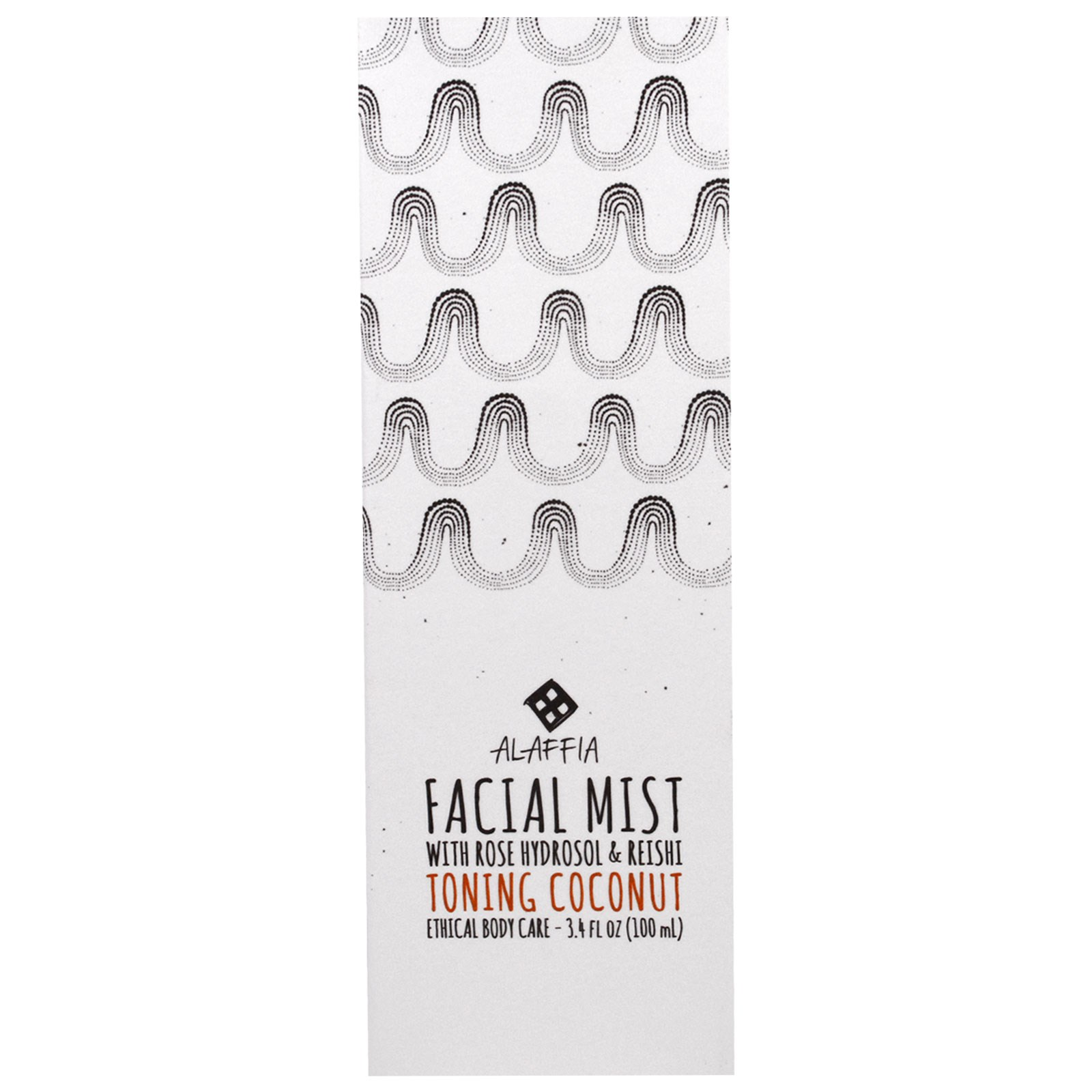 Alaffia, Facial Mist, Toning Coconut, 3.4 fl oz(pack of 4) 6 Pk Benzoyl Peroxide 5 % Generic for Oxy Balance Acne Medication Gel 1.5oz Ea