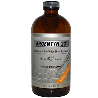 Allergy Research Group, Argentyn 23, 16 fl oz (473 ml)