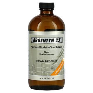 Sovereign Silver, Argentyn 23, Professional Bio-Active Silver Hydrosol, 473мл (16жидк.унций)
