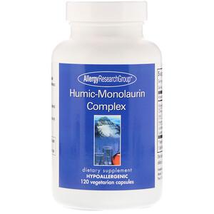 Эллерджи Ресёрч Груп, Humic-Monolaurin Complex, 120 Vegetarian Capsules отзывы