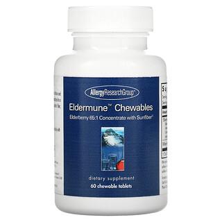 Allergy Research Group, Eldermune Chewables, 60 Chewable Tablets
